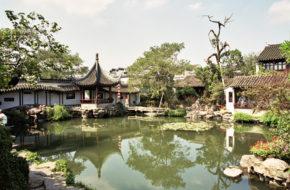 Suzhou Na Wielkim Jedwabnym Szlaku