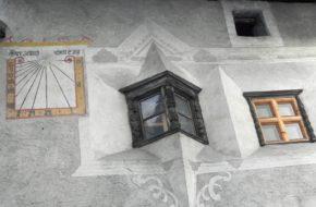Bergün Najbardziej zafascynowały mnie okna?