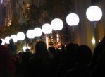 Berlin. Lichtgrenze, czyli granica ze światła