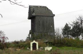 Sobienie Kiełczewskie Ostatni wiatrak na Mazowszu?
