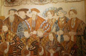 Szczecin Gobelin Croya w Muzeum Narodowym