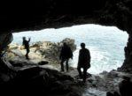 Cavo Gkreko. Jaskinie pod świątynią Agioi Anargyroi