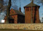 Zwola Poduchowna. Drewniany kościół przyciągnęły woły