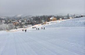 Tylicz Na narty, na spacer, na zwiedzanie