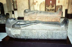 Kair Skarby faraonów w Muzeum Egipskim