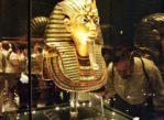 Kair. Tutanchamon w Muzeum Egipskim
