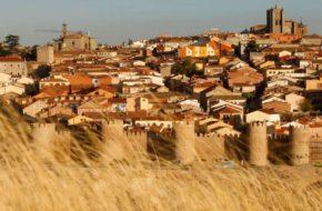 Ávila Rocznicowym szlakiem świętej Teresy
