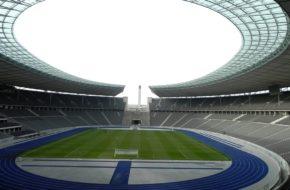 Berlin Olympiastadion ? arena Trzeciej Rzeszy