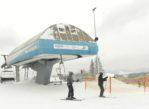 Soszów. Schronisko przy narciarskich trasach
