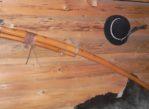 Terchová. Fujara pasterska – flet z listy UNESCO