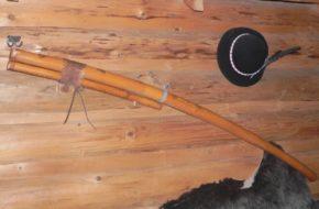 Terchová Fujara pasterska – flet z listy UNESCO