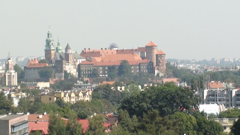 Kraków. Skałki Twardowskiego na Zakrzówku