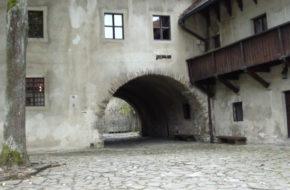 Czerwony Klasztor  Nad Dunajcem, po słowackiej stronie