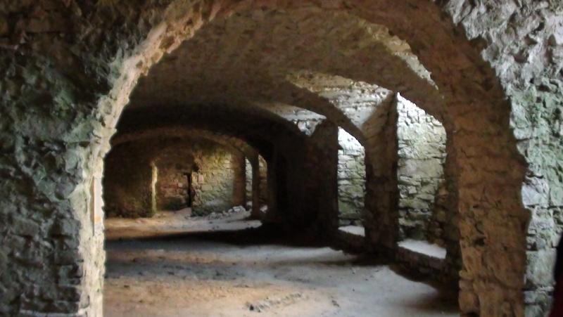 Ujazd. Okna i drzwi zamku Krzyżtopór