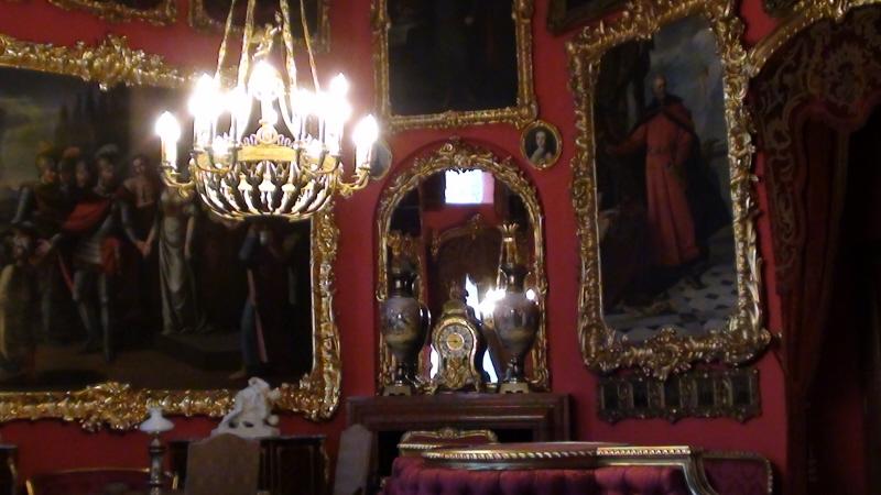 Kozłówka. Muzeum w pałacu Zamoyskich