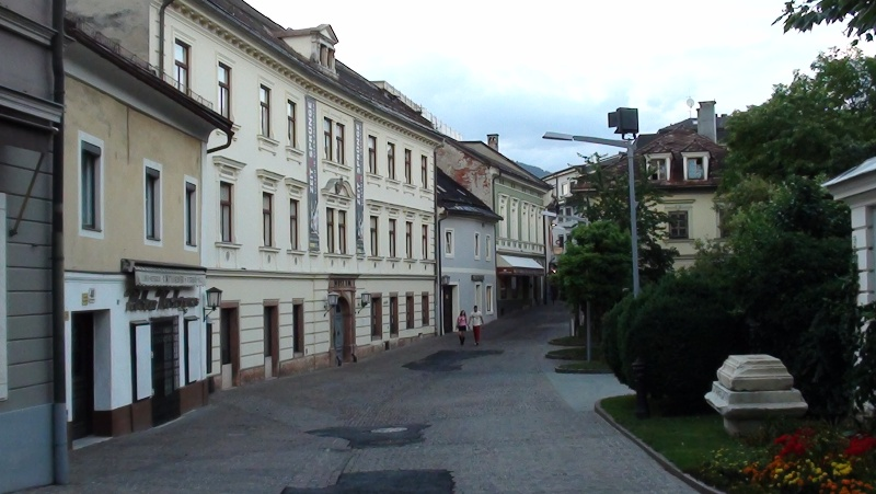 Villach. Tranzytem przez miasto nad Drawą