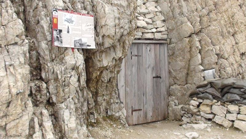 Fanis. Wojennym szlakiem na Lagazuoi Piccolo