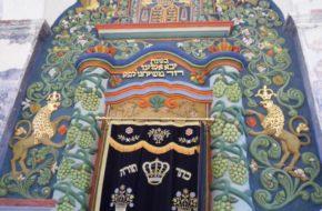 Bobowa Interaktywnie od koronek do synagogi