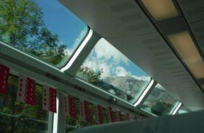 Szwajcaria Glacier Express, czyli Ekspres Lodowcowy
