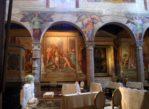 Rzym. Kościół świętych Nereusza i Achillesa