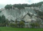 Ruinaulta. Pociągiem przez kanion Przedniego Renu