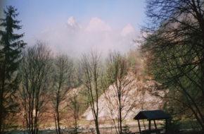 Czerwony Klasztor Wokół Klasztornej Góry do Leśnicy
