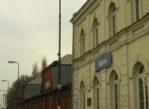 Dęblin. Dworzec Kolei Nadwiślańskiej
