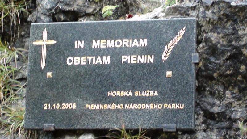 Droga Pienińska. Ze Szczawnicy do Czerwonego Klasztoru