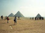 Giza. Słoneczna łódź faraona Cheopsa