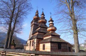 Kwiatoń Urodziwa cerkiew z listy UNESCO