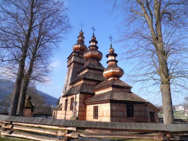 Kwiatoń. Urodziwa cerkiew z listy UNESCO
