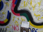 Berlin. East Side Gallery, czyli graffiti na Murze