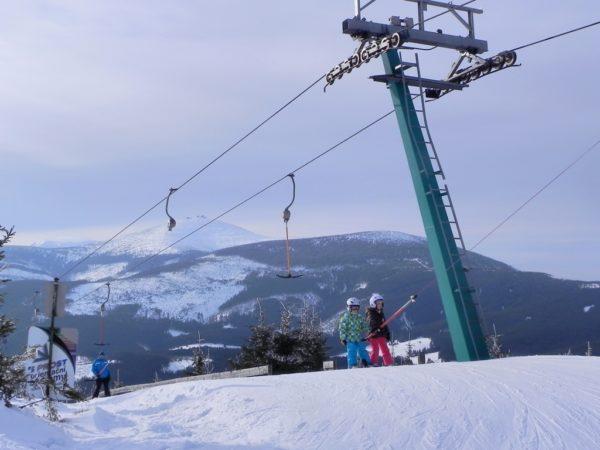 Malá Úpa. Tu najwcześniej startują narciarze