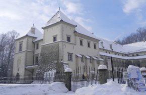 Sucha Beskidzka Zamkowe mury w gminnym władaniu