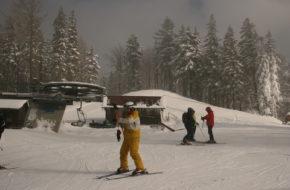 Vrátna Najwięcej narciarzy jest na Pasiekach