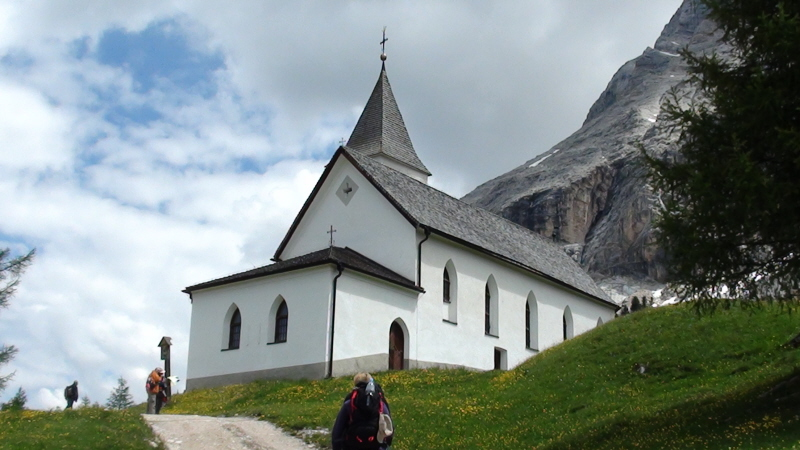 Sasso della Croce. Sanktuarium Świętego Krzyża