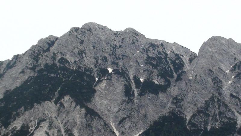 Val di Zoldo. Droga przez Bosconero