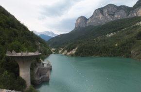 Val di Zoldo Droga przez Bosconero