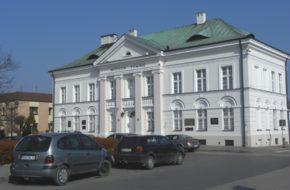 Sochaczew Dawniej ratusz, dziś muzeum pola bitwy