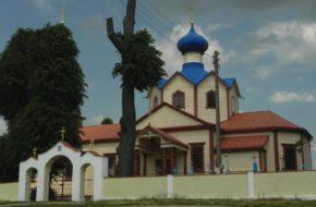 Łosinka Kolorowa cerkiew w kurczącej się wsi