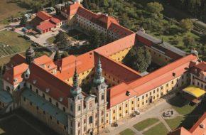 Velehrad Polskie ślady w czeskim sanktuarium