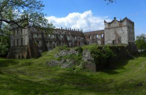 Krupe Ruiny renesansowego zamczyska