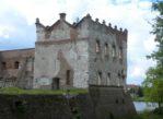 Krupe. Ruiny renesansowego zamczyska