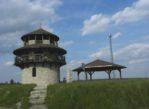 Susiec. Wieża widokowa na Górze Grabowickiej