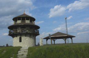 Susiec Wieża widokowa na Górze Grabowickiej
