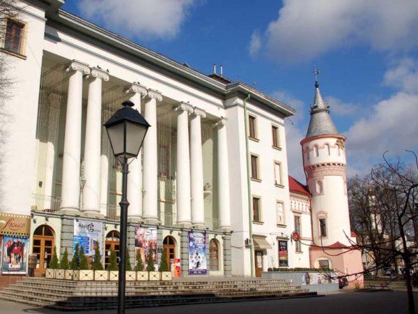 Iwano-Frankowsk. Dawniej był tu Stanisławów