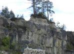 Józefów. Wieża nad kamieniołomem Babia Dolina