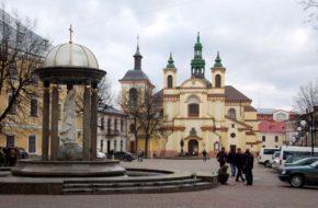Stanisławów Dawne kościoły i inne polonika
