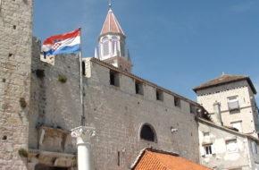 Trogir Katedra świętego Wawrzyńca