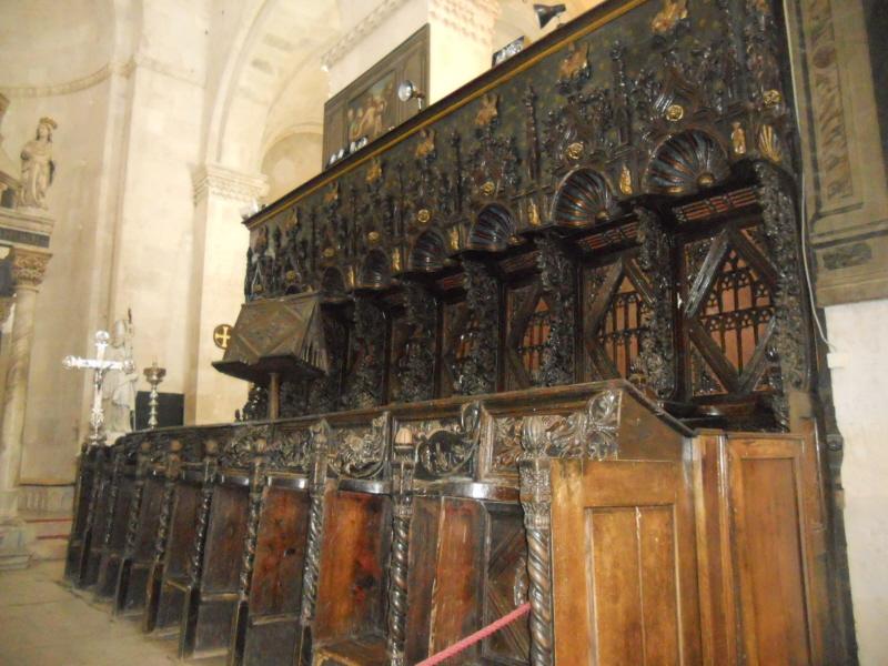 Trogir. Katedra świętego Wawrzyńca